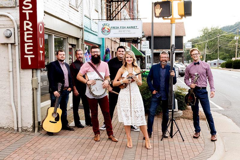 Summer Brooke & Mountain Faith Band