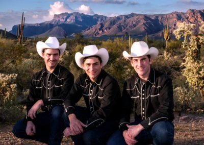High Country Cowboys